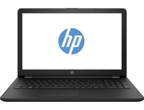 Portátil 15.6'' HP 15-bs093ns Preto — Intel Celeron N3060 | 8 GB | 500 GB HDD | Intel HD Graphics