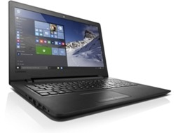 Portátil 15.6'' LENOVO Ideapad 110-15IBR — Intel Celeron N3060 1.6 GHz | 4 GB | 500 GB | Intel HD Graphics 400