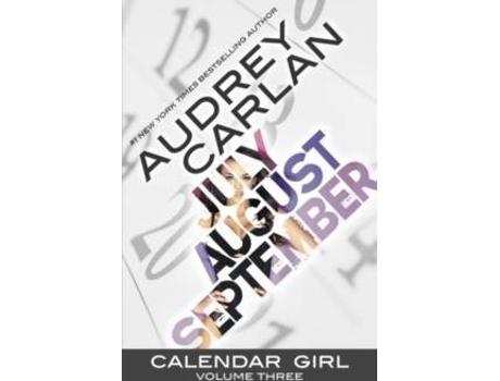 Marca do fabricante - Livro Calendar Girls Volume 3 de Audrey Carlan