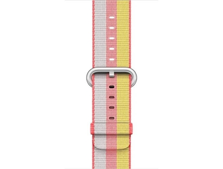 Bracelete APPLE Watch   Red Woven Nylon — 42mm / Smartwatch não incluído