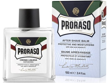 After Shave PRORASO After-Shave Bálsamo Aloe + Vitamina E  (100ml)
