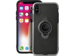 Capa PURO Magnet Ring iPhone X PRETO — Compatibilidade: iPhone X