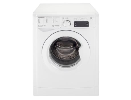 Máquina de Lavar Roupa INDESIT EWE 71252 W (7 kg - 1200 rpm - Branco)