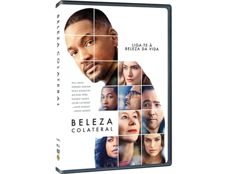 DVD Beleza Colateral — De: David Frankel | Com: Will Smith, Edward Norton, Kate Winslet