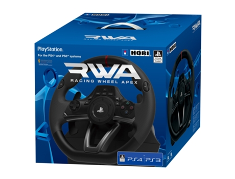 Volante Racing Wheel Apex Playstation HORI para PS4/PS3
