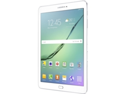 Tablet 9.7'' SAMSUNG 4G+WiFi Tab S2 Branco — 9.7'' / 32 GB / Android Marshmallow