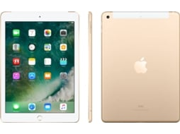 iPad 9.7'' APPLE Wi-Fi+Cellular 128GB Gold - MPG52TY/A — 9.7'' / 128 GB / iOS 10