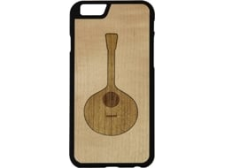 Capa G-CODE Portugal Fado iPhone 7, 8 Castanho — Compatibilidade: iPhone 7, 8