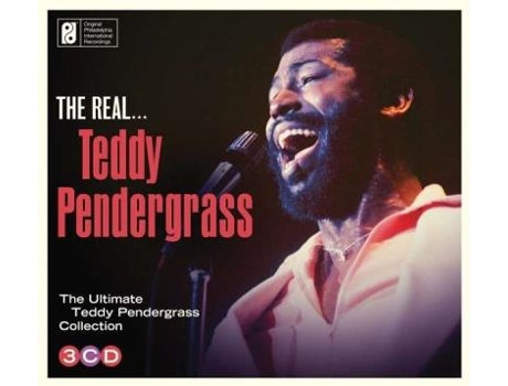 CD Teddy Pendergrass - The Real... Teddy Pendergrass — Pop-Rock