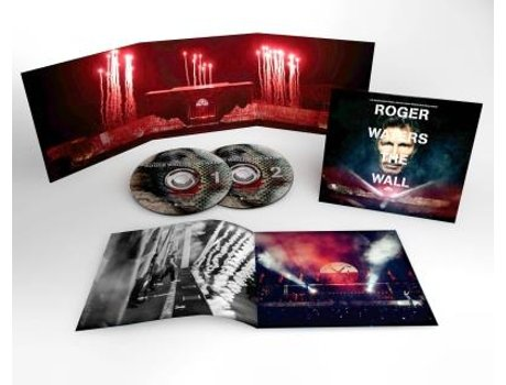 CD Roger Waters - The Wall — Banda Sonora