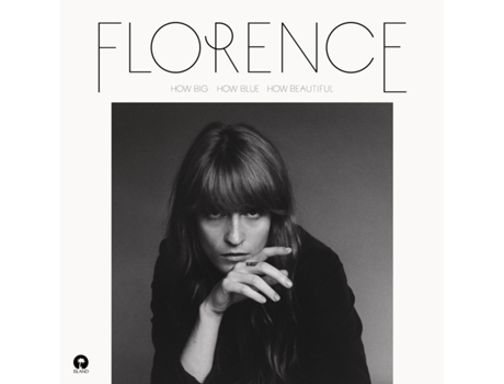 CD Florence+The Machine - How Big, How Blue, How Beautiful — Pop