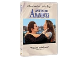 DVD Antes do Amanhecer — De: Richard Linklater | Com: Ethan Hawke,Julie Delpy,Andrea Eckert