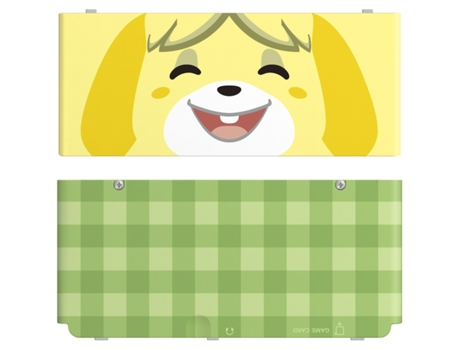 Capa New NINTENDO 3DS Animal Crossing: New Leaf - Isabella — Compatibilidade: New Nintendo 3DS