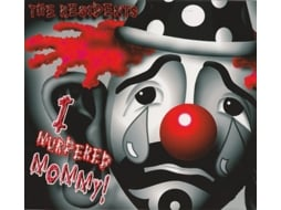 CD The Residents - I Murdered Mommy!