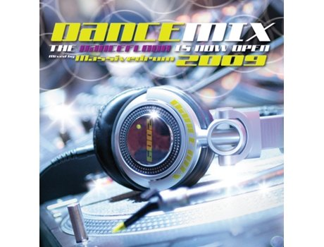 CD Dance Mix 2009 - Mixed By Massivedrum — House / Electrónica