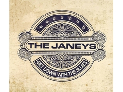 CD The Janeys - Get Down With James Brown: Live At The Apollo Volume IV (1CDs)