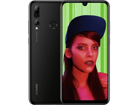 Smartphone Huawei P Smart+ 2019 (6.2''   3 Gb   64 Gb   Preto) by Worten