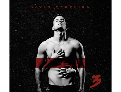 CD David Carreira - 3 (Black Edition) — Pop-Rock