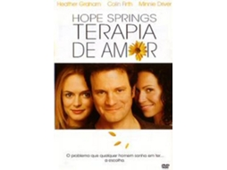 DVD Hope Springs - Terapia do Amor — De: Mark Herman | Com: Colin Firth, Minnie Driver, Mary Steenburgen