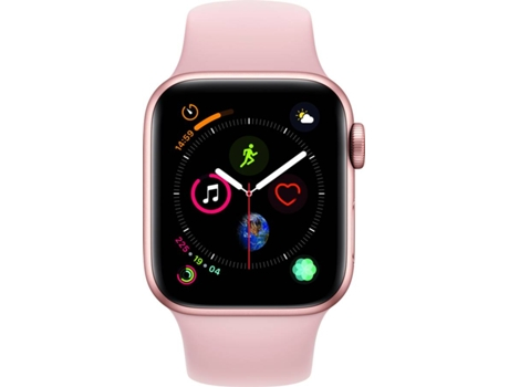 d0917f14f6b APPLE Watch Series 4 GPS 40mm Rosa Dourado