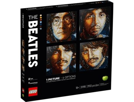 LEGO ARTS THE BEATLES   [7251748 ]