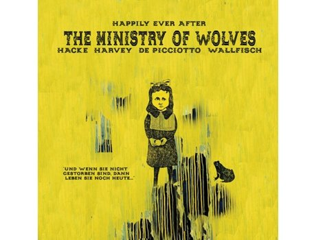 Vinil The Ministry Of Wolves - Happily Ever After