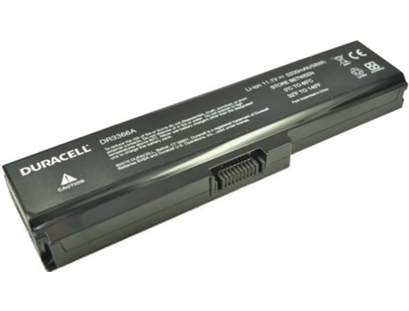 Bateria DURACELL DR3366A — Compatibilidade: DR3366A