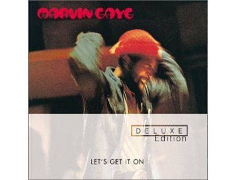 CD Marvin Gaye - Let's Get It On (Deluxe Edition) — Música do Mundo