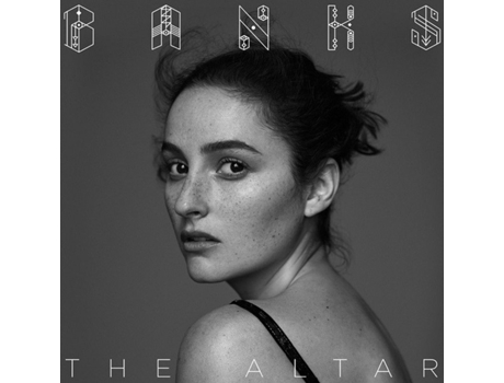 CD BANKS  - The Altar