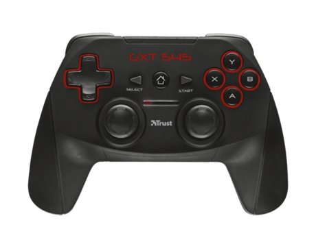 Gamepad TRUST GTX 545 Wireless — Preto