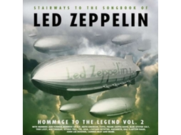 CD Homage to the Legend Vol.2: Stairways To The Songbook Of Led Zeppelin