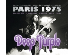CD Deep Purple - Live in Paris 1975