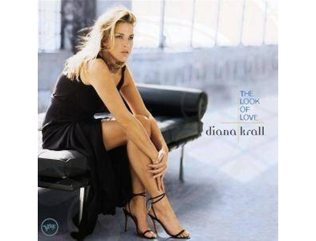 CD Diana Krall - The Look Of Love — Romântica