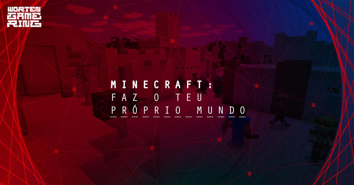 História do Minecraft
