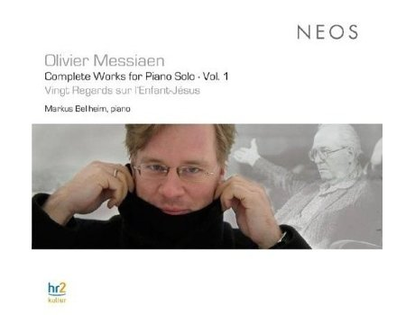 CD Olivier Messiaen - Markus Bellheim