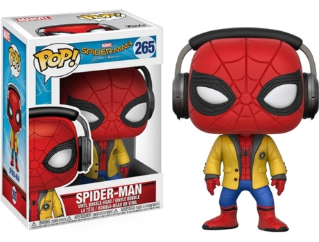 Figura Vinil FUNKO POP! Marvel Homem-Aranha: Homecoming — Marvel