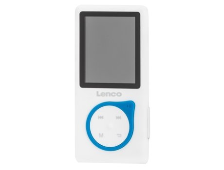 Leitor MP3 LENCO XEMIO 668 Azul — 8GB