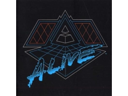 Vinil Draft Punk - Alive 2007 - 2 Vinilo — Pop-Rock