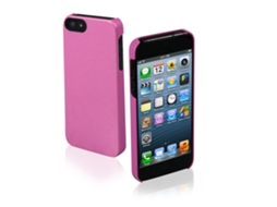 Capa SBS Glittler iPhone 5, 5s, SE Rosa — Compatibilidade: iPhone 5, 5s, SE