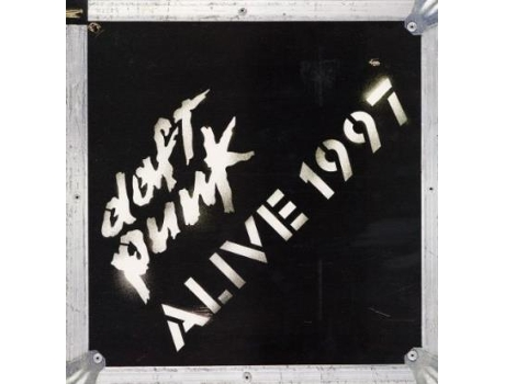 Vinil Daft Punk - Alive 1997 — House / Electrónica