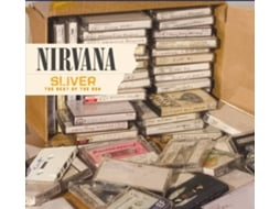 CD Nirvana - Sliver - The Best Of — Pop-Rock