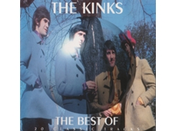 CD The Kinks - The Best Of The Kinks (20 Classic Tracks)