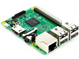 RASPBERRY-PI3 Model B 1GB — Cortex A53 1.2 GHz / 1GB RAM