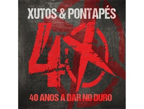 CD2 Xutos & Pontapés - 40 Anos A Dar No D
