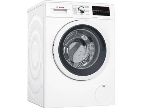 f65521308 Máquina de Lavar Roupa BOSCH WAT24469ES (8 kg - 1200 rpm - Branco ...