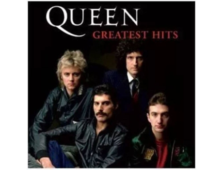 CD Queen - Greatest Hits I — Pop-Rock