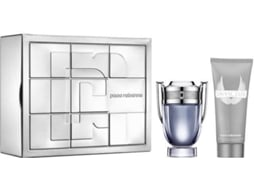 Coffret PACO RABANNE Invictus Man (Eau de Toilette + Shower Gel - 100ml+100ml)