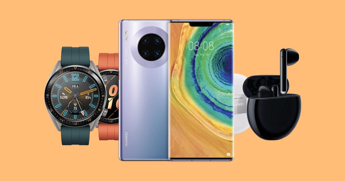 Lançamentos Huawei