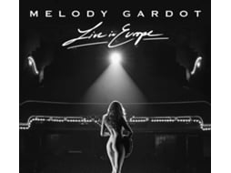 CD Melody Gardot - Live In Europe — Jazz