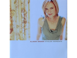 CD Alison Brown - Stolen Moments